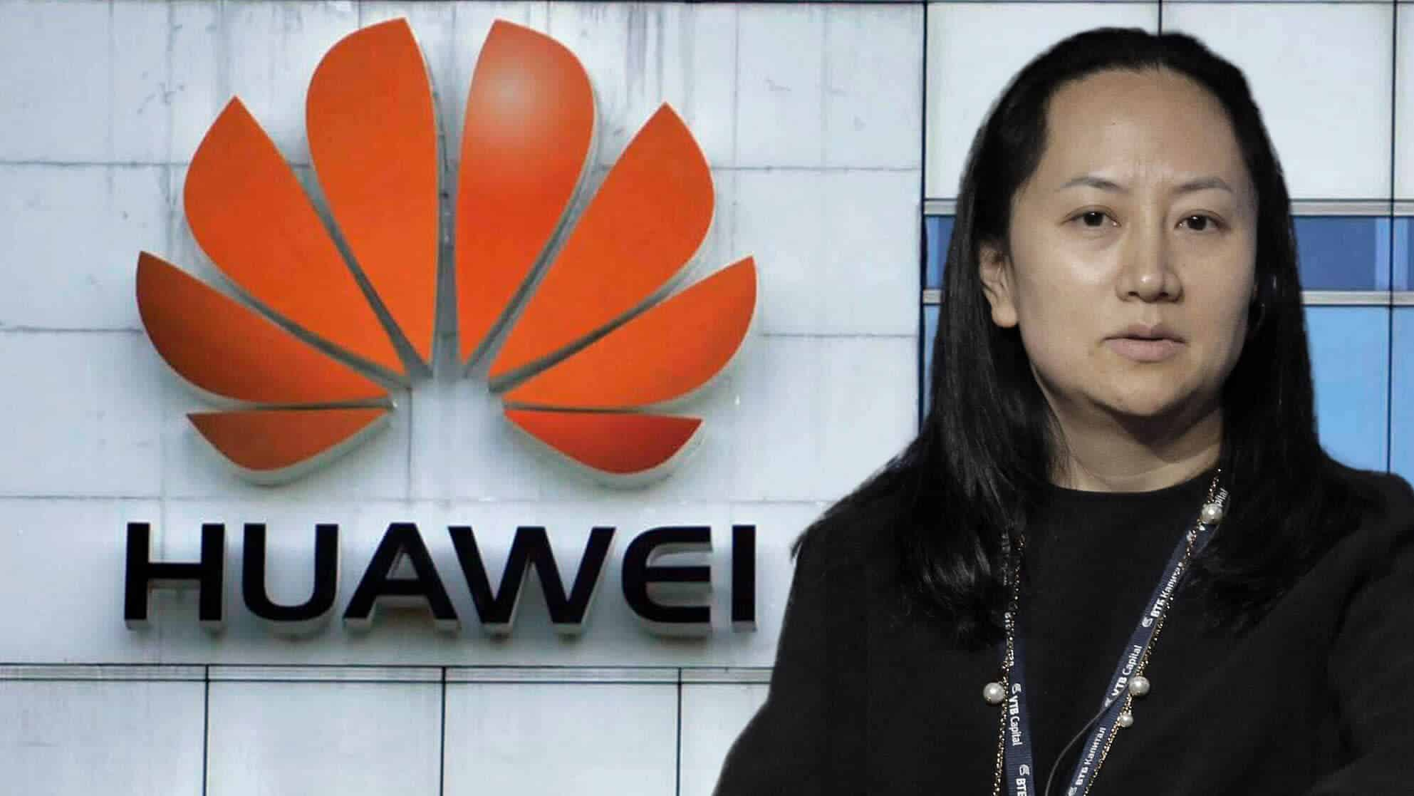 Huawei And Its CFO