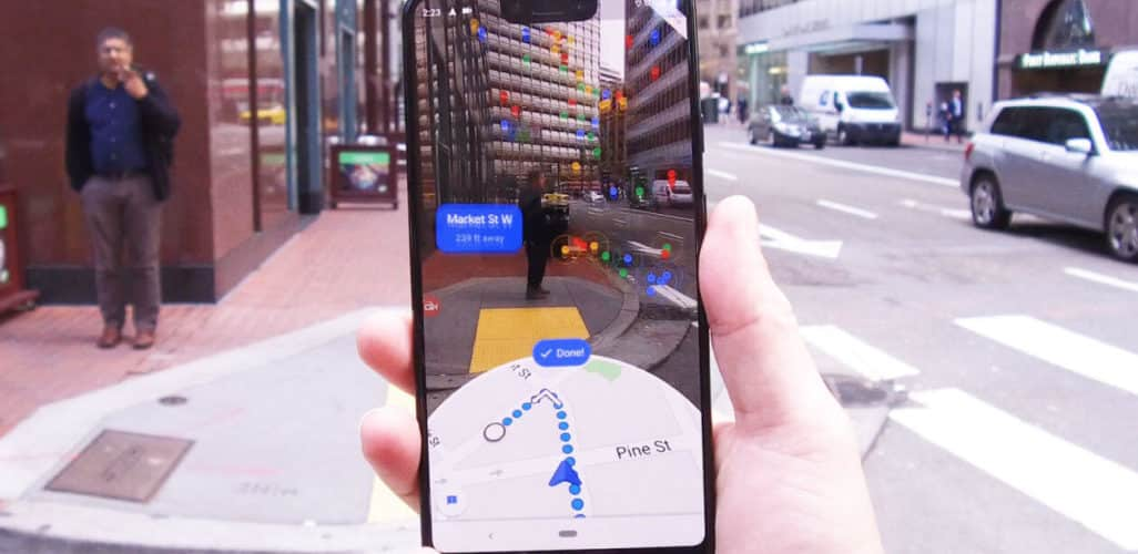 Google Maps Introduces