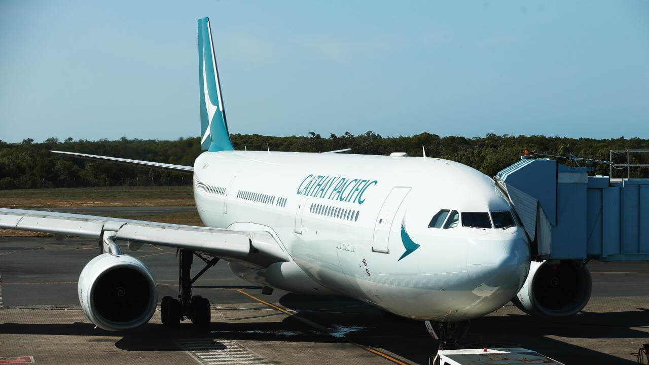 Cathay Pacific Swings Back to Profit After Two Years
