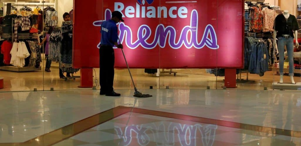 Reliance Retail Plans Expansion for Reliance Trends
