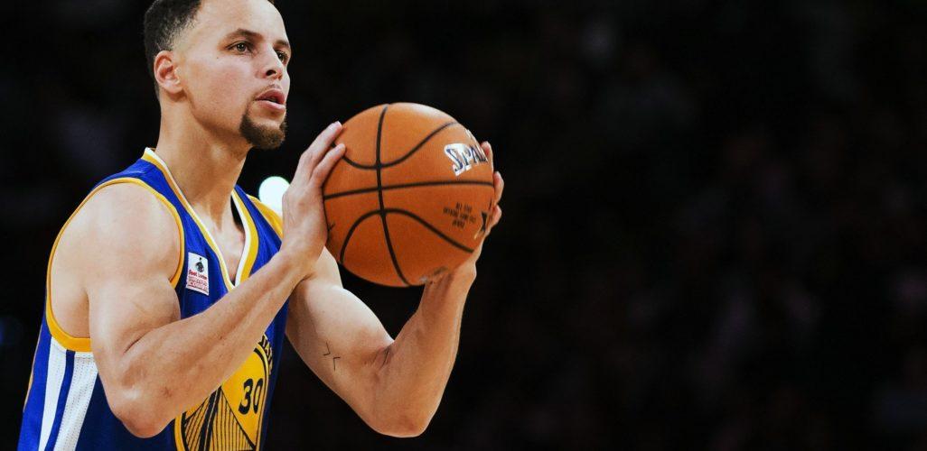 Basketball Star Steph Curry