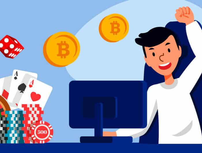 Play Online Bitcoin Casino Games with Confidence